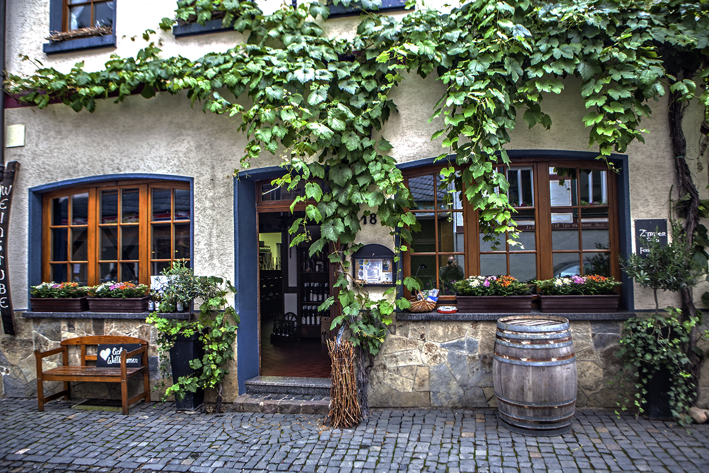 german wine bar