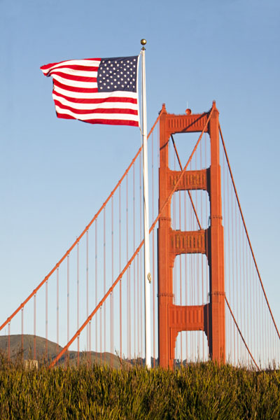 Salute to the Golden Gate