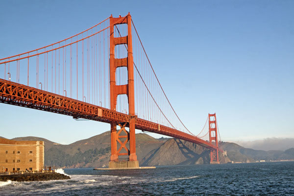 Golden Gate Bridge long