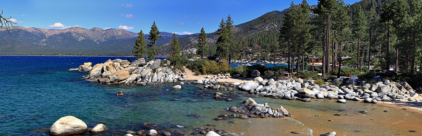 sand harbor pano